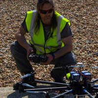 Safety Aerial UAV Qualified Drone Pilot