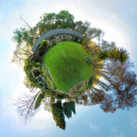 360° imaging in little planet format
