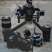 Camera Equipment Hire Surrey Farnham
